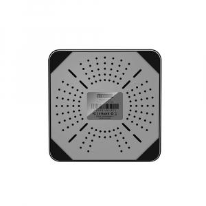TV Box Mecool KM3 Smart Media Player, 4GB Ram, 128 GB ROM, Android 9.0, QuadCore, Control vocal6