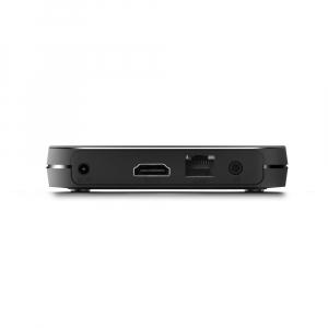 TV Box Mecool KM9 Pro Smart Media Player, 4GB Ram, 32 GB ROM, Android 9.0, QuadCore, Control vocal11