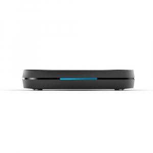 TV Box Mecool KM9 Pro Smart Media Player, 4GB Ram, 32 GB ROM, Android 9.0, QuadCore, Control vocal9