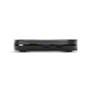 TV Box Mecool KM9 Pro Smart Media Player, 4GB Ram, 32 GB ROM, Android 9.0, QuadCore, Control vocal10