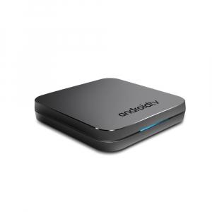 TV Box Mecool KM9 Smart Media Player, 4GB Ram, 32 GB ROM, Android 9.0, QuadCoreAmlogic S905X210