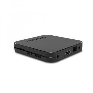 TV Box Mecool KM9 Smart Media Player, 4GB Ram, 32 GB ROM, Android 9.0, QuadCoreAmlogic S905X28