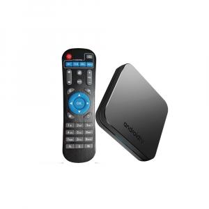 TV Box Mecool KM9 Smart Media Player, 4GB Ram, 32 GB ROM, Android 9.0, QuadCoreAmlogic S905X25