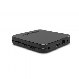 TV Box Mecool KM9 Smart Media Player, 4GB Ram, 64 GB ROM, Android 9.0, QuadCoreAmlogic S905X28