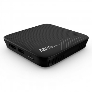 TV Box Mecool M8S PRO L 4K, KODI, MICROFON , 3GB RAM, Amlogic S912 Octa Core, Bluetooth, Wifi dual band, LAN, HDR2