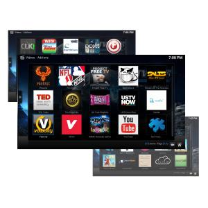 Tv Box MXR Pro 4K RK3328 Quad-Core, KODI, 4GB RAM, 32GB ROM, Android 7.15
