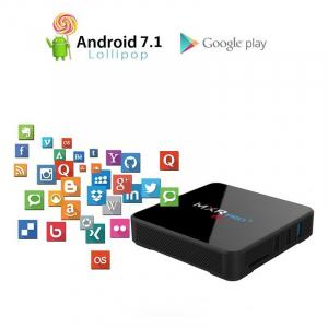 TV BOX MXR PRO Plus 4K RK3328 Quad-Core, KODI, 4 gb Ram, 32 Rom Android 7 1, WiFi dual band0