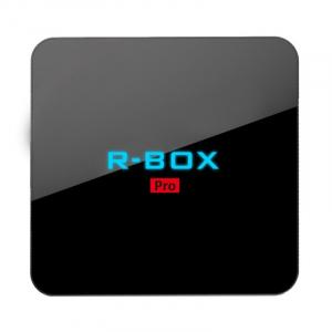 Tv Box R-BOX Pro 4K Amlogic S912, KODI, DDR4 3GB RAM, 32GB ROM, Android 7.12