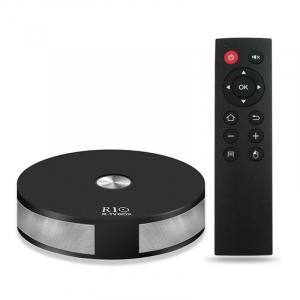TV BOX R10 4K, Kodi 17.4, Bluetooth, RK3328 Quad Core, Android 7.1.2, 4GB RAM 64GB ROM, Wifi dual band, 3D Video, Slot Card, HDR1