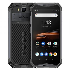 """Telefon mobil Ulefone Armor 3W, IPS 5.7"""", Android 9, 6GB RAM, 64GB ROM, MediaTek Helio P70, ARM Mali-G72 MP3, Octa-Core, Dual-SIM, 10300mAh0"""