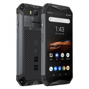 """Telefon mobil Ulefone Armor 3W, IPS 5.7"""", Android 9, 6GB RAM, 64GB ROM, MediaTek Helio P70, ARM Mali-G72 MP3, Octa-Core, Dual-SIM, 10300mAh1"""