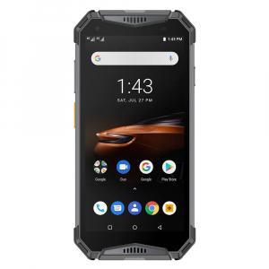 """Telefon mobil Ulefone Armor 3W, IPS 5.7"""", Android 9, 6GB RAM, 64GB ROM, MediaTek Helio P70, ARM Mali-G72 MP3, Octa-Core, Dual-SIM, 10300mAh2"""