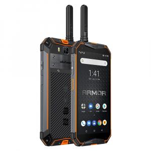 """Telefon mobil Ulefone Armor 3WT, IPS 5.7"""", Android 9, 6GB RAM, 64GB ROM, MediaTek Helio P70, Octa-Core, Walkie-Talkie, Dual-SIM, 10300mAh6"""
