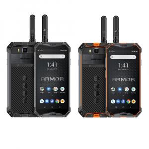 """Telefon mobil Ulefone Armor 3WT, IPS 5.7"""", Android 9, 6GB RAM, 64GB ROM, MediaTek Helio P70, Octa-Core, Walkie-Talkie, Dual-SIM, 10300mAh0"""