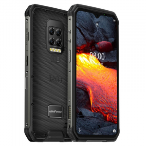 "Pachet telefon mobil Ulefone Armor 9E + Endoscop Ulefone E1, 4G, IPS 6.3"", 8GB RAM, 128GB ROM, Android 10, 6600mAh, Dual SIM, Negru3"