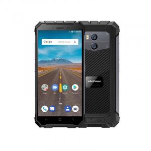 Telefon mobil Ulefone Armor X 4G, Waterproof IP68, 2GB RAM 16GB ROM, Quad Core, 5.5 inch, Amprenta, Android 8.1, Camera dubla, DualSim4