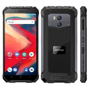 Telefon mobil Ulefone Armor X2, Waterproof, NFC, QuadCore, Android 8.1, 2GB RAM, 16GB ROM3