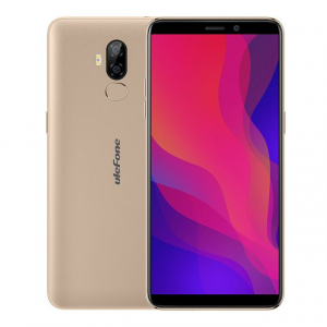 Telefon mobil Ulefone P6000 Plus, Android 9.0, 3GB RAM, 32GB ROM, 6.0 Inch 18:9 HD+, MT6739 OuadCore, 6350mAh, Face ID3