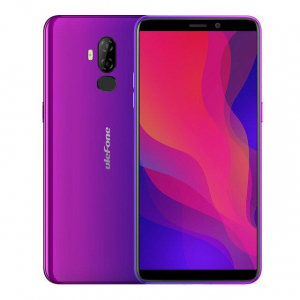 Telefon mobil Ulefone P6000 Plus, Android 9.0, 3GB RAM, 32GB ROM, 6.0 Inch 18:9 HD+, MT6739 OuadCore, 6350mAh, Face ID2