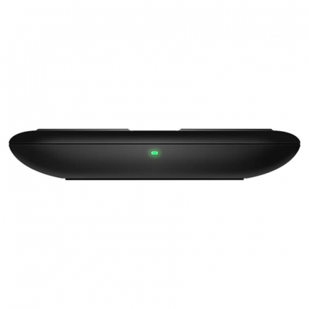 Incarcator wireless Ulefone UF003 Negru cu standard Qi, Incarcare rapida 15W, Subtire si cu strat anti-alunecare3
