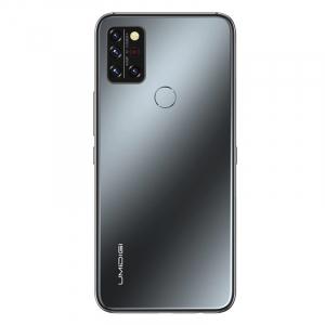"Telefon mobil UMIDIGI A9 Pro Gri, 4G, Termometru non-contact, 6.3"" FHD+, 6GB RAM, 128GB ROM, Android 10, Helio P60, Dual SIM, 4150mAh2"