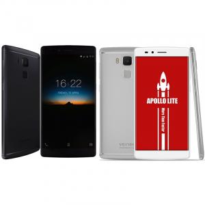 Telefon mobil Vernee Apollo Lite 4G, 5.5  inchi, 4K FullHD, Amprenta, 16 MP, 4GB RAM, 32GB ROM, Dual SIM0