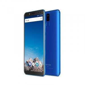 Vernee X1 4G, Ecran curbat 6.0 inch, Reconoastere Faciala, Amprenta, Android 7.1, Helio P23 Octa Core, 6GB RAM 64GB ROM6