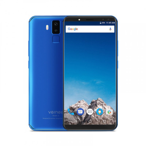 Vernee X1 4G, Ecran curbat 6.0 inch, Reconoastere Faciala, Amprenta, Android 7.1, Helio P23 Octa Core, 6GB RAM 64GB ROM2