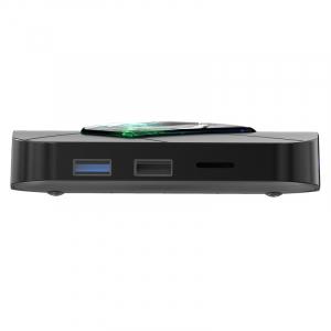 TV Box X10 Mini, 4K,Android 10, 1GB RAM, 8GB ROM, Allwinner H313 QuadCore, HDR, DLNA, Miracast, Air Play, Wi-Fi, HDMI6
