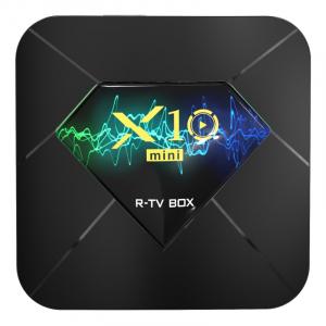TV Box X10 Mini, 4K,Android 10, 1GB RAM, 8GB ROM, Allwinner H313 QuadCore, HDR, DLNA, Miracast, Air Play, Wi-Fi, HDMI1