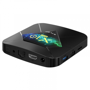 TV Box X10 Mini, 4K,Android 10, 1GB RAM, 8GB ROM, Allwinner H313 QuadCore, HDR, DLNA, Miracast, Air Play, Wi-Fi, HDMI2