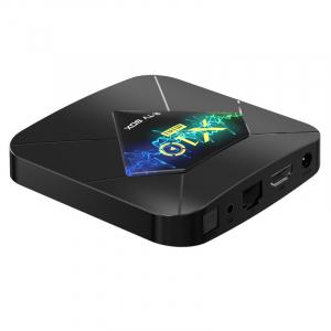 TV Box X10 Mini, 4K,Android 10, 1GB RAM, 8GB ROM, Allwinner H313 QuadCore, HDR, DLNA, Miracast, Air Play, Wi-Fi, HDMI3
