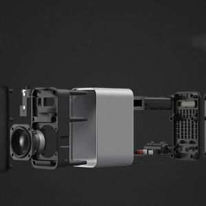 Xiaomi boxe bluetooth stereo din aluminiu pentru PC/Laptop cu DSP, 2 x 12W5