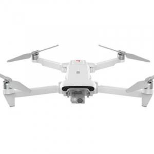 Set drona Xiaomi FIMI X8 SE 2020 cu 2 baterii, Camera 4K, 12MP Sony CMOS, Gimbal pe 3 axe, GPS, 35 min timp zbor, 2x 4500mAh, Alb2