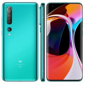 Telefon mobil Xiaomi Mi 10, 5G, 8K, AMOLED 90Hz 6.67inch, 8GB RAM, 256GB ROM UFS3.0, Snapdragon 865, WIFI 6, NFC, 4780mAh, Global, Verde3