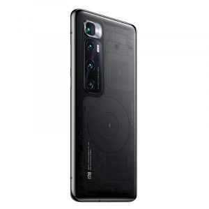 """Telefon mobil Xiaomi Mi 10 Ultra, 5G, AMOLED 6.67"""" curbat, 12GB RAM, 256GB ROM, MIUI v12, Snapdragon 865, 4500mAh, ROM global, Transparent3"""