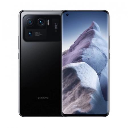 """Telefon mobil Xiaomi Mi 11 Ultra Negru, 5G, AMOLED curbat 6.81"""" WQHD+ 120Hz, Selfie display, 12GB RAM LPDDR5, 512GB ROM, Snapdragon 888 [0]"""