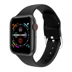 "Smartwatch Xiaomi Mi KU1 Pro Negru, TFT 1.54"" HD, Apelare prin bluetooth, 128MB ROM, Nivel oxigen in sange, Presiune sanguina, IP670"