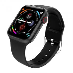 "Smartwatch Xiaomi Mi KU1 Pro Negru, TFT 1.54"" HD, Apelare prin bluetooth, 128MB ROM, Nivel oxigen in sange, Presiune sanguina, IP671"