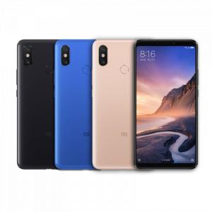 Telefon mobil Xiaomi Mi Max 3 4G, Android 9, Amprenta, Incarcare rapida, 6.9 Inch, 4GB RAM, 64GB ROM, Camera Dubla, Dual-SIM, Octa-Core0