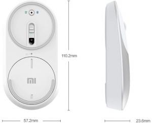 Mouse wireless Xiaomi Mi Mouse dual mode6