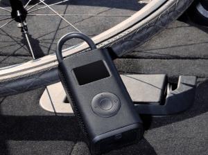 Pompa de aer electrica Xiaomi Mi Portable Air Pump, 2000 mAh, Monitorizare digitala a presiunii, Auto-oprire, 150psi, Micro-USB6