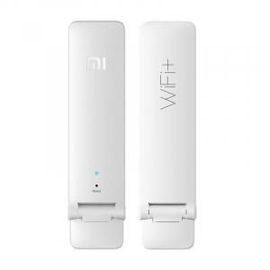 Dispozitiv pentru extinderea razeiwireless Xiaomi Mi WiFi Repeater 2, 300 Mbps, 2.4 GHz, 2 antene incorporate0