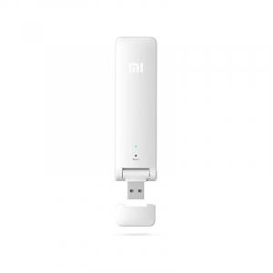 Dispozitiv pentru extinderea razeiwireless Xiaomi Mi WiFi Repeater 2, 300 Mbps, 2.4 GHz, 2 antene incorporate5