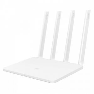 Router Xiaomi Mi WiFi Router 3 Dual Band, 1167 Mbps cu 4 antene Resigilat0