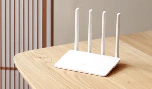 Router Xiaomi Mi WiFi Router 3 Dual Band, 1167 Mbps cu 4 antene Resigilat3