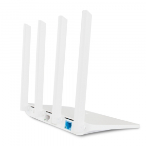 Router Xiaomi Mi WiFi Router 3 Dual Band, 1167 Mbps cu 4 antene1