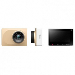 Camera auto Xiaomi Yi DVR  Dashcam  2K , unghi larg de vizualizare2