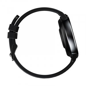 "Smartwatch Zeblaze GTR Negru, IPS 1.3"", Ritm cardiac, Presiune sanguina, Calorii, Menstruatie, Meteo, Control muzica, 180mAh6"