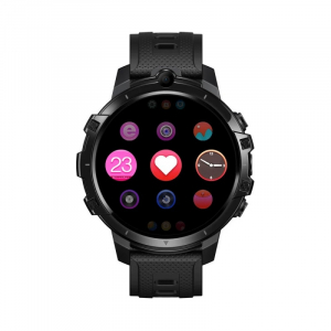 "Smartwatch Zeblaze Thor 6 Negru, 4G, IPS 1.6"", 4GB RAM, 64GB ROM, Android 10,Helio P22 OctaCore, Face ID, GPS, Dual camera, 830mAh1"